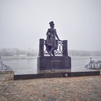 Памятник А.С. Пушкину в Твери :: anderson2706