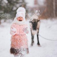 чудесная зима :: Анастасия Иванова
