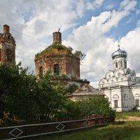 Храмы. Дор.  Костромская область :: MILAV V