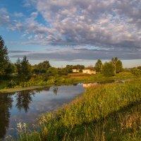 Лето на Шерне :: Сергей Цветков