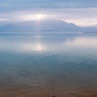 Мертвое море зимой :: Александр Творогов