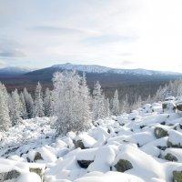 зима в горах 8 :: Константин Трапезников