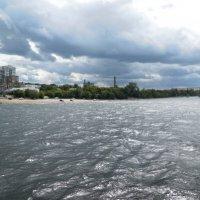 Волга волнуется :: Надежда