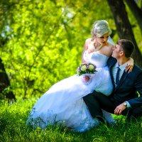 Свадебное фото :: ОЛЕГ ЧЕБАНЕНКО