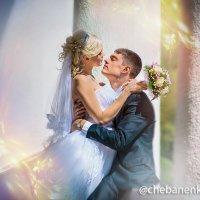 Свадебное фото, :: ОЛЕГ ЧЕБАНЕНКО