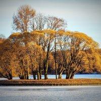 Осень в Царицыне :: Сергей Кичигин