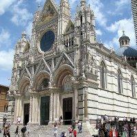 По Италии. Кафедральный собор Сиены. :: Владимир Драгунский
