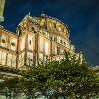 Милан. Церковь Санта-Мария-делле-Грацие :: Олег Oleg