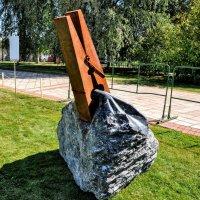 Большая стирка ...просто нашлась прищепка... :: Анатолий Колосов