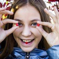 Девушка :: Мария Романтеева