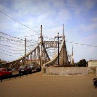 Мост через Волгу... :: emaslenova