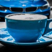 Цвет настроения синий....))) :: Макс Беккер