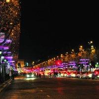 Новогодный Париж :: Георгий А