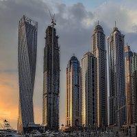 Dubai Marina 1 :: Arturs Ancans