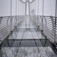 Стеклянный мост! :: Ирина Антоновна