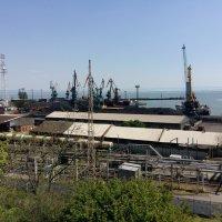 Порт в Таганроге :: alex