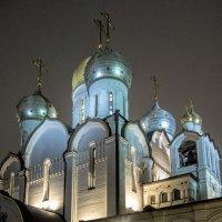 Зачатьевский монастырь :: marmorozov Морозова