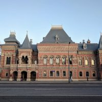 Французское посольство в Москве :: Марина Птичка
