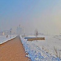 Магнитогорск.Город, в котором я живу :: Владимир