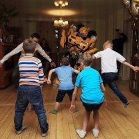 Танцы с роботом :: Павел