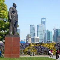 Куда в Китае без Мао? :: Александр Чеботарь