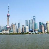 Новый Шанхай :: Александр Чеботарь