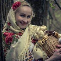 Аннушка... :: Виктор Перякин