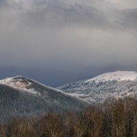 Горные вершины :: Нина Богданова