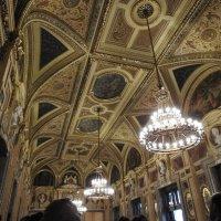 интерьер Венской Оперы :: ИННА