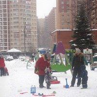 Зимние прогулки :: Елена Семигина