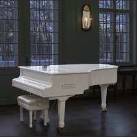 Белый рояль. :: Александр