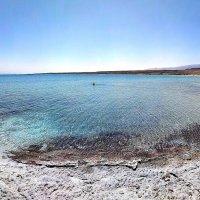 про пейзаж Мёртвого моря :: Осень