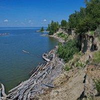 ***** Новосибирское водохранилище. (Обское море). В Новосибирске. :: Виталий Половинко