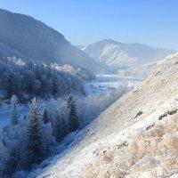 Рождество на Алтае :: Дмитрий Сенотрусов