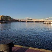 А через реку белый мост :: Марина Птичка