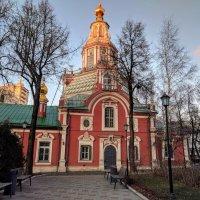 Церковь Иоанна Воина :: Марина Птичка