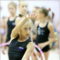 Художественная гимнастика :: Roman Kashin