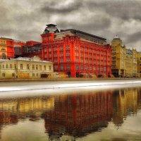 Москва :: Владимир Мисик