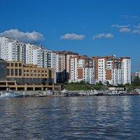ПО ОБИ. В Новосибирске. :: Виталий Половинко