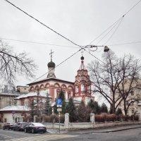 Трёхсвятская церковь на Кулишках :: anderson2706