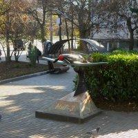 Обновление сквера :: Александр Рыжов