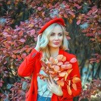 Портрет :: Татьяна Кравцова