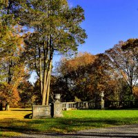 Осень в парке. :: Александр