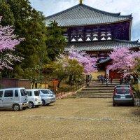 Храм в Нагое. Япония. :: Александр