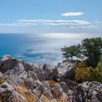 Синее,синее  море.... :: Павел Катков