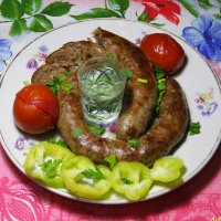 Про домашнюю колбаску..:-) :: Андрей Заломленков