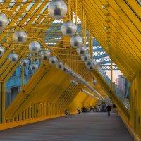 Андреевский Мост :: юрий поляков