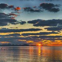 Утомленное Солнце .... :: Алексей Михалев