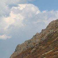 Горы :: Анастасия Сивакова