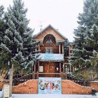 Омск зимний :: Марина Щуцких